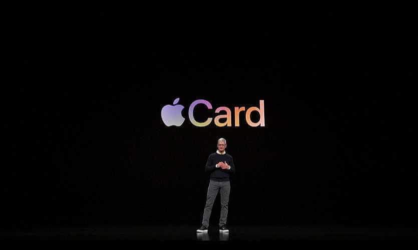 кредитная карта Apple Card