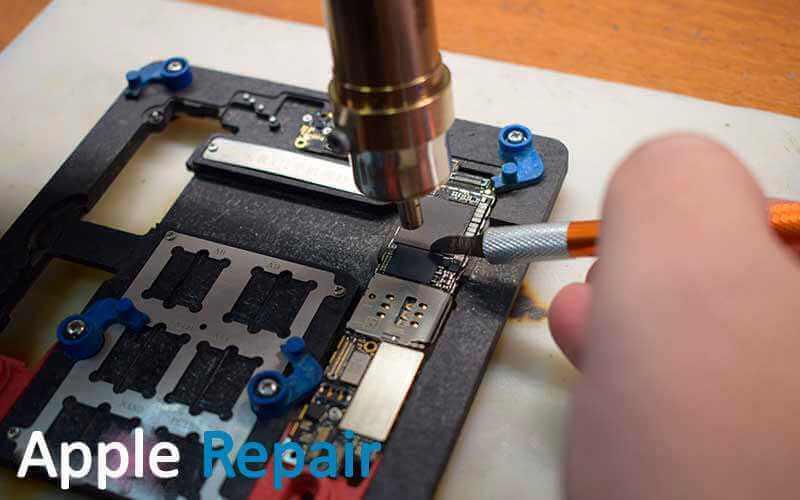ремонт процессора iphone