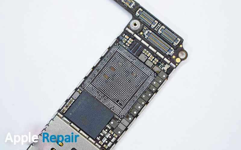ремонт процессоров айфон