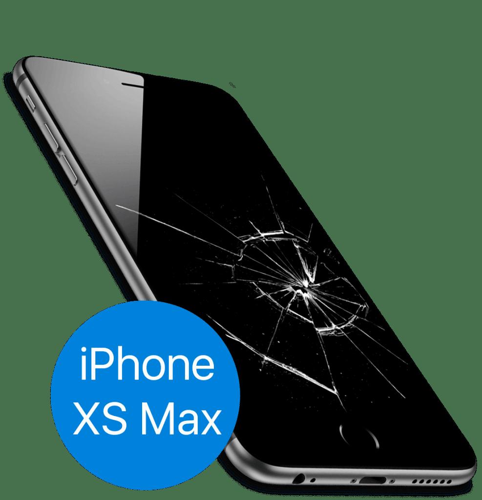 Замена стекла iPhone XS Max в Днепре