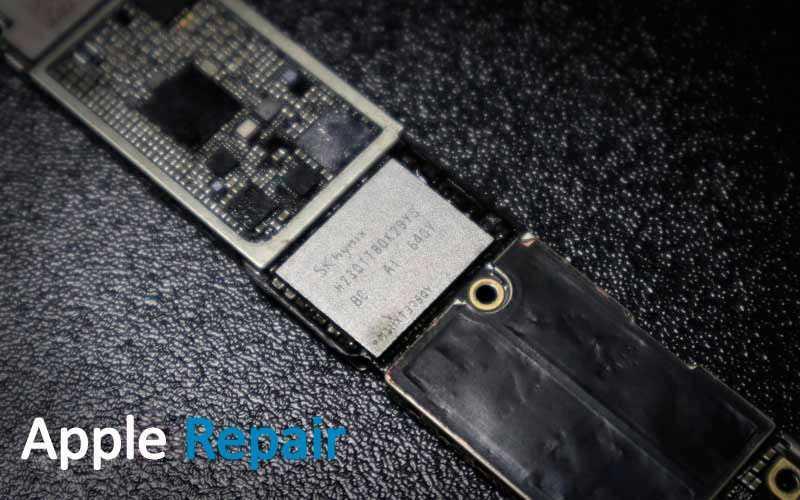 замена флеш памяти iphone 5s цена киев