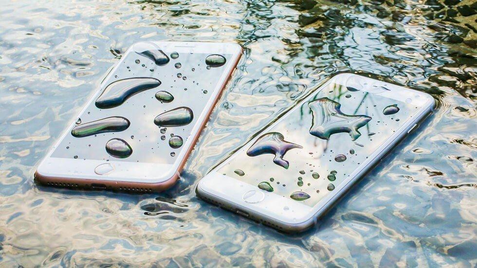 влагозащита айфон