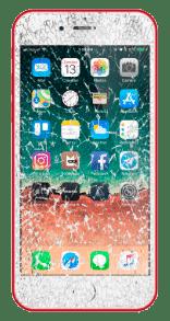 Замена стекла на айфон